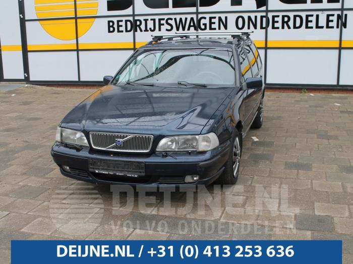 Portier 4Deurs rechts-achter - Volvo V70/S70