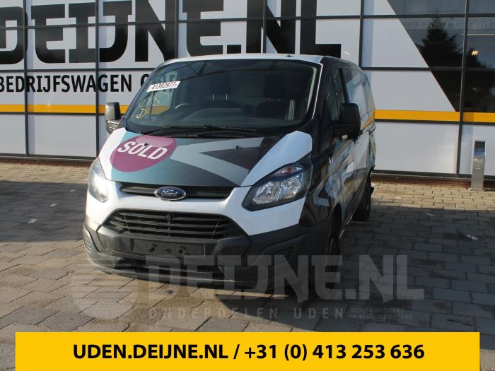 Spoorstang Eind links - Ford Transit Custom
