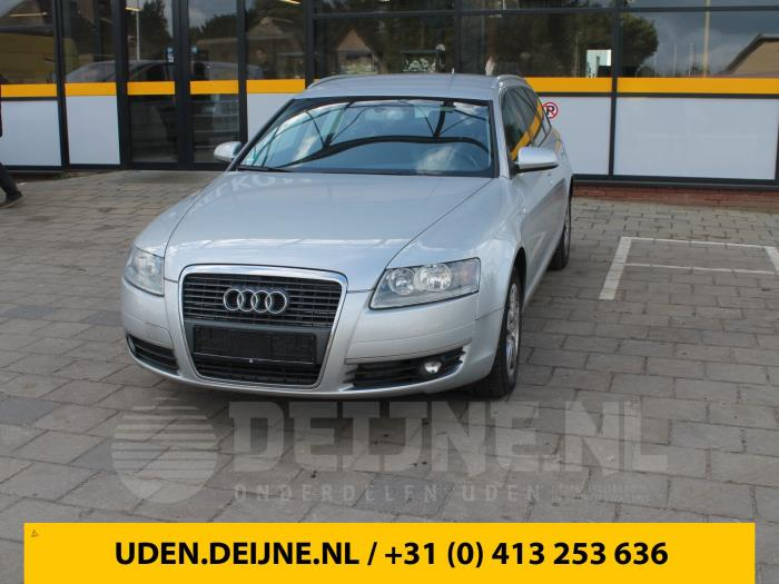 Display Multi Media regelunit - Audi A6