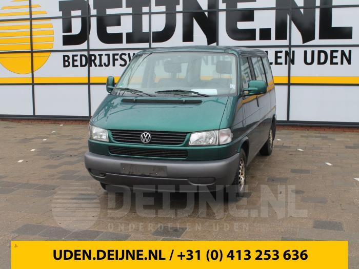 Laaddeur Bus Zijkant - Volkswagen Transporter