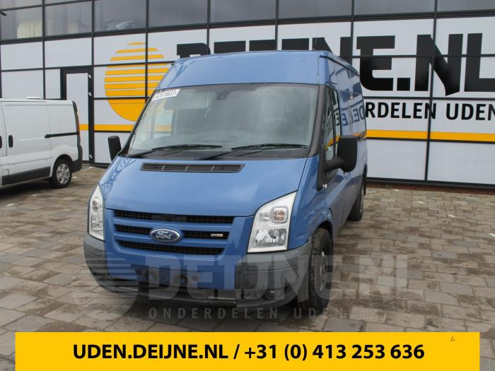 Hefmechniek Reservewiel - Ford Transit