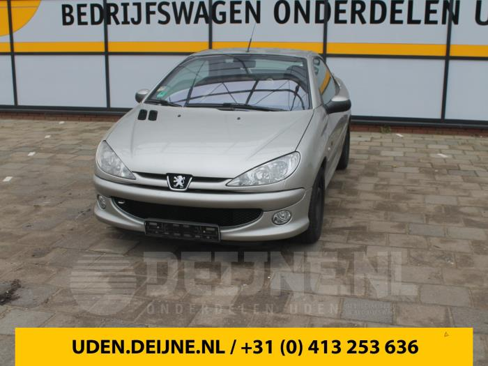 Cabriodak Hardtop - Peugeot 206