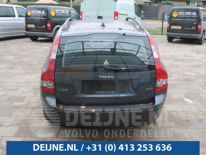Demontageauto - Volvo V50 - Deijne.nl - Volvo onderdelen