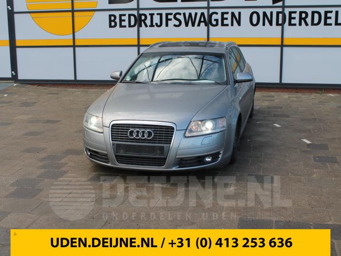 Schuifkanteldak - Audi A6
