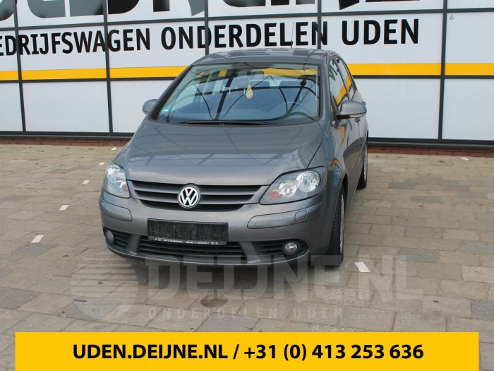 Roetfilter sensor - Volkswagen Golf Plus