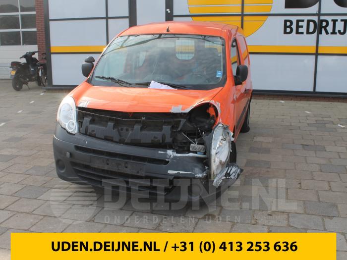 Tankvlotter - Renault Kangoo
