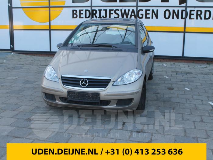 Stuurwiel - Mercedes A-Klasse