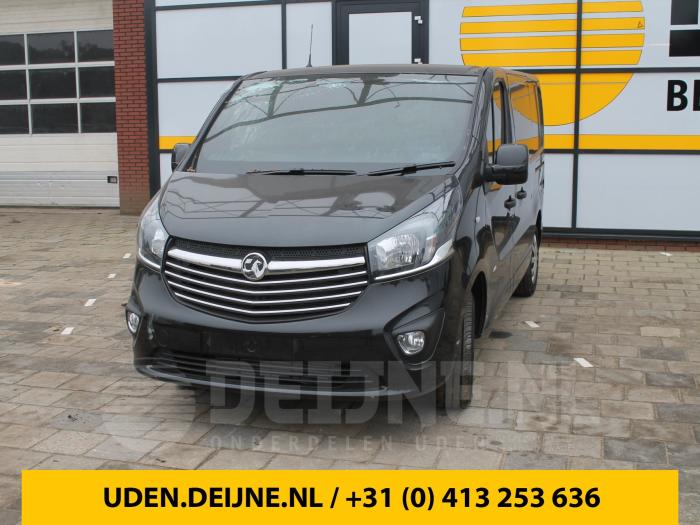 Uitlaat voorpijp - Opel Vivaro