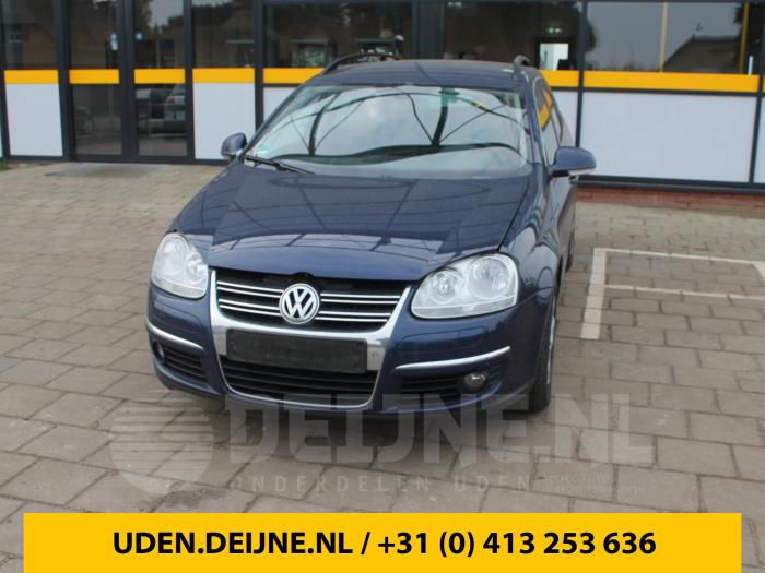 Portierruit 4Deurs rechts-achter - Volkswagen Golf