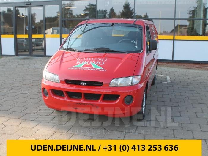 Laaddeur Bus Zijkant - Hyundai H200