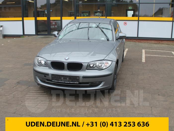 Luchtfilterhuis - BMW 1-Serie