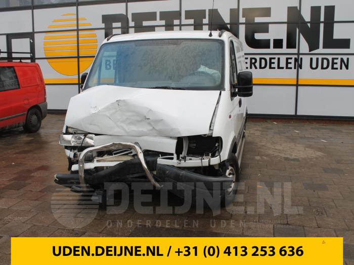 Bumperhoek rechts-achter - Renault Master