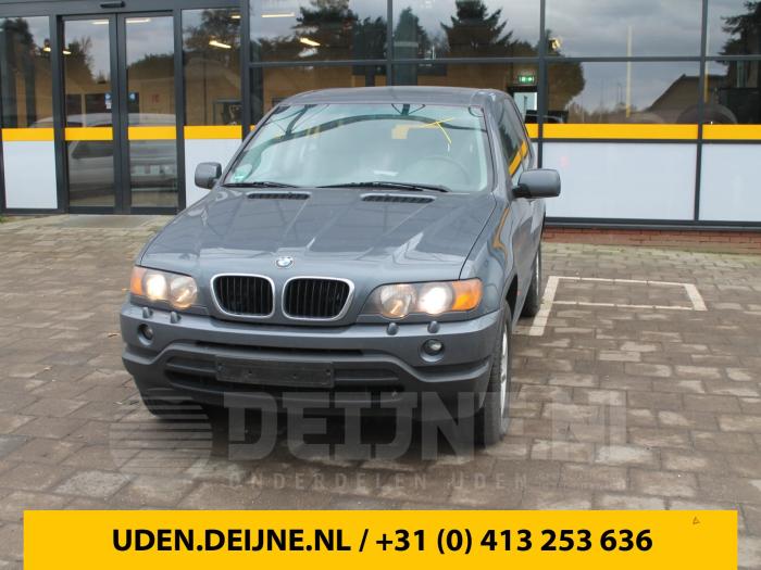 Differentieel achter - BMW X5