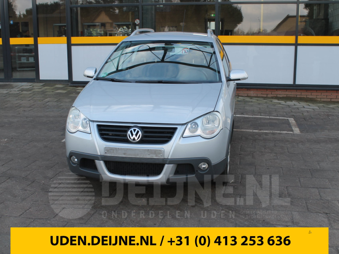 Spanrol Multiriem - Volkswagen Polo