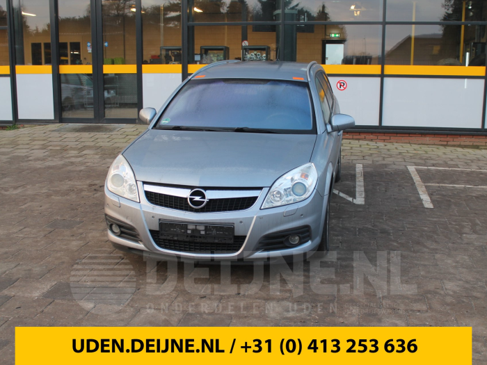 Display Multi Media regelunit - Opel Vectra