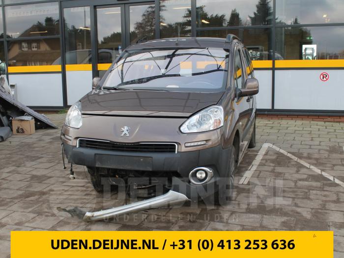 Schuifdeur links - Peugeot Partner