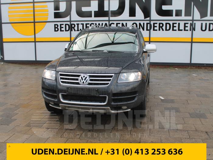 Navigatie Set - Volkswagen Touareg
