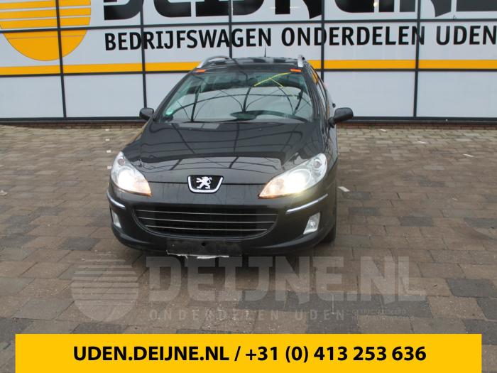Radio CD Speler - Peugeot 407