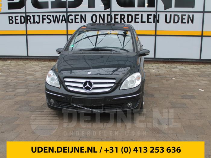Dorpel rechts - Mercedes B-Klasse