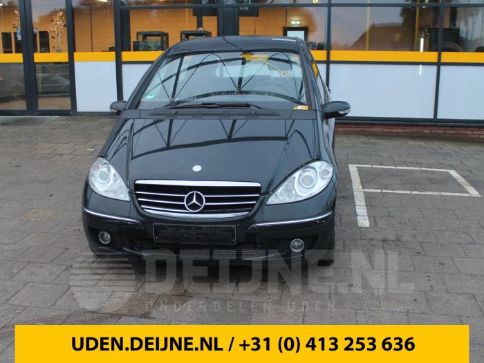 Koppelingsset (compleet) - Mercedes A-Klasse