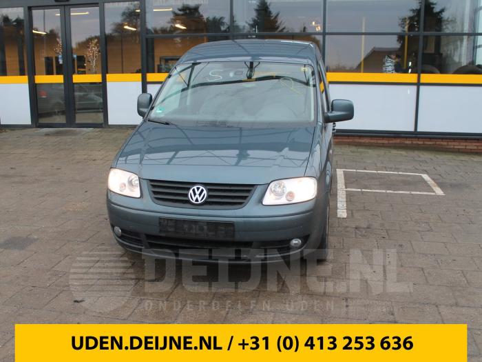 Spanrol Multiriem - Volkswagen Caddy