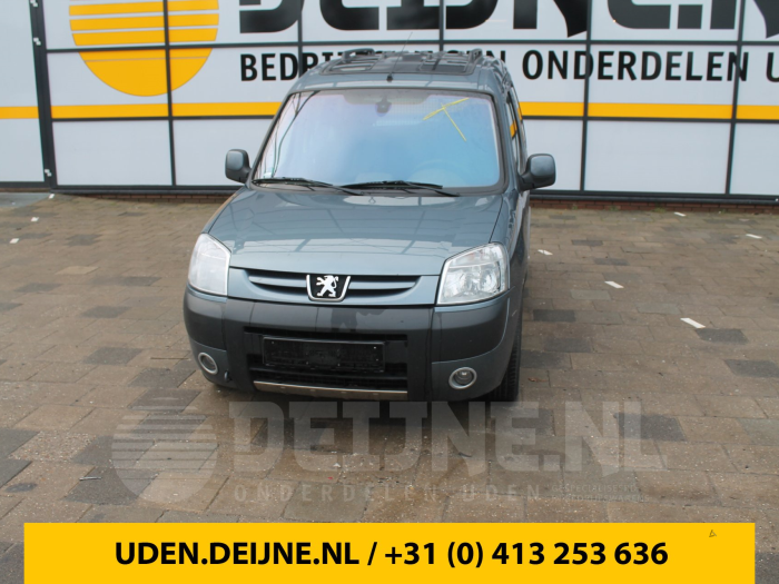 Panoramadak - Peugeot Partner
