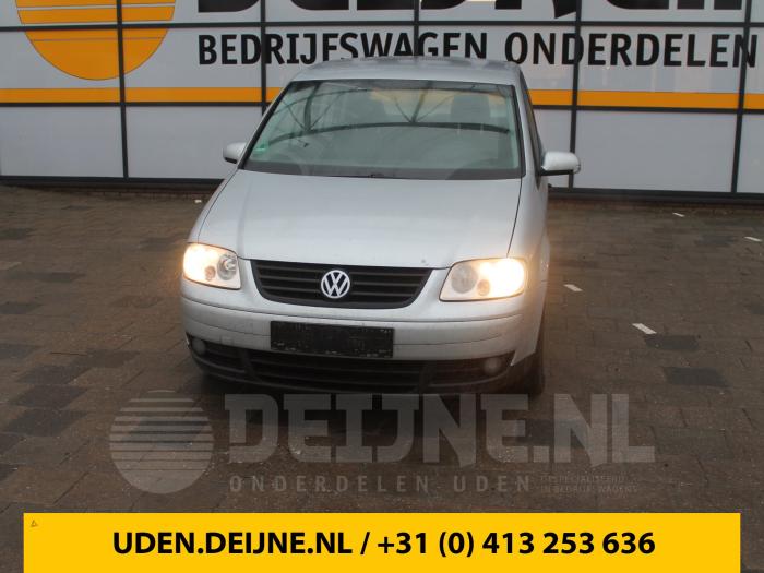 Instrumentenpaneel - Volkswagen Touran