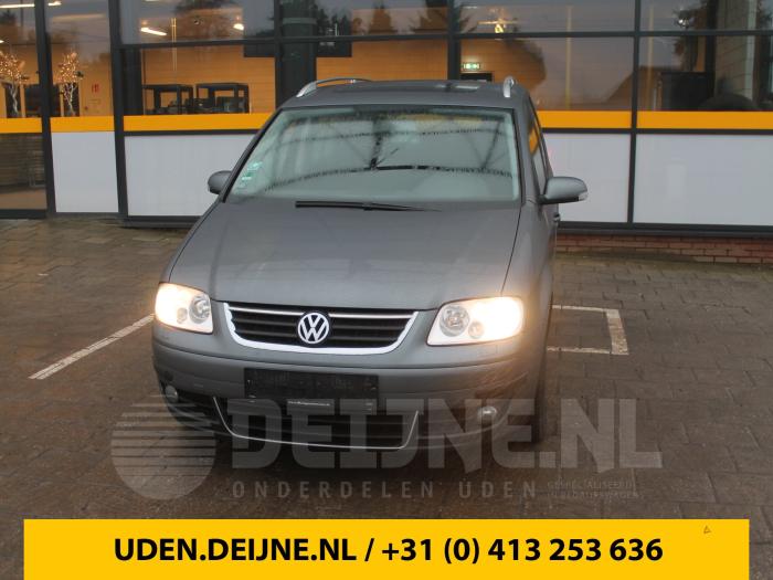 Dashboardkastje - Volkswagen Touran