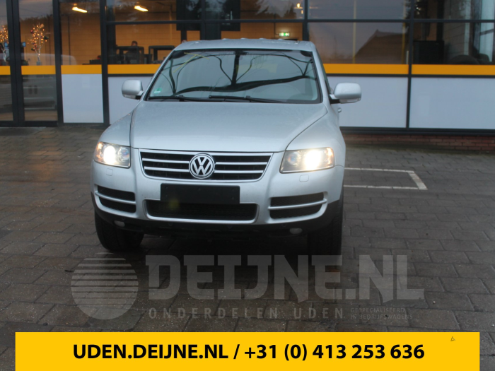 Zijskirt links - Volkswagen Touareg