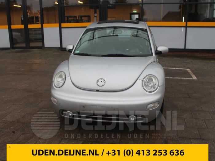 Veiligheidsgordel rechts-achter - Volkswagen Beetle