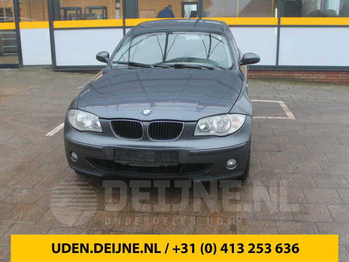 Zijskirt links - BMW 1-Serie