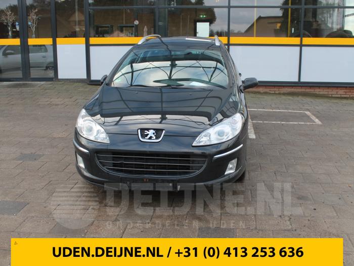 Dashboardkastje - Peugeot 407