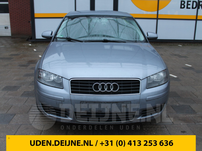 Uitlaat Einddemper - Audi A3