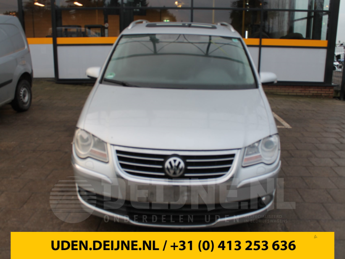 Schuifdak - Volkswagen Touran