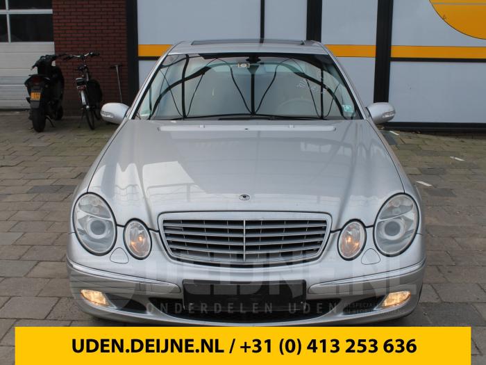 Schuifkanteldak - Mercedes E-Klasse