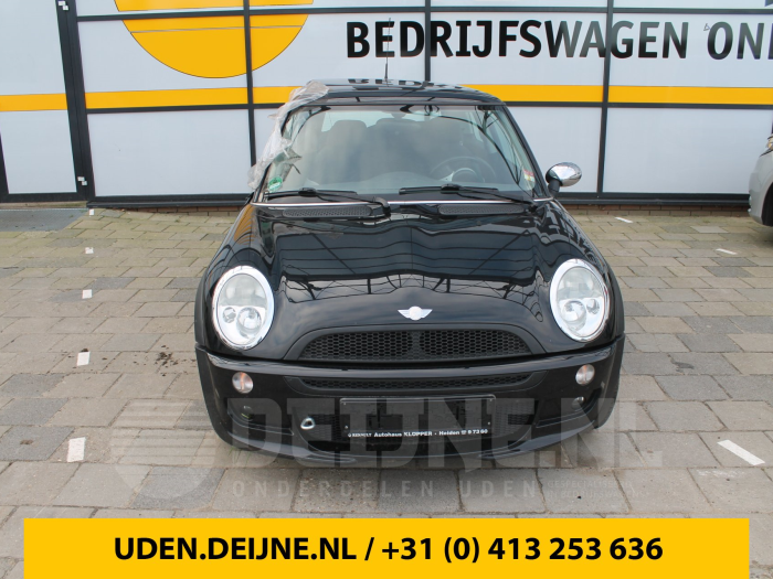 Toerenteller - Mini ONE