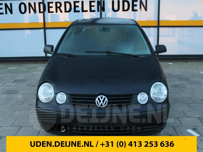 Slotmechaniek Achterklep - Volkswagen Polo