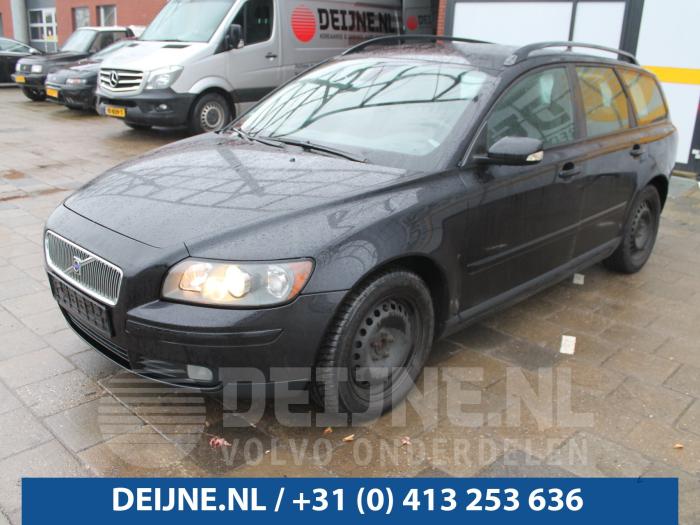 Ruitenwis Schakelaar - Volvo V50