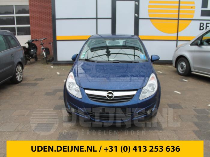 Koppelingsset (compleet) - Opel Corsa