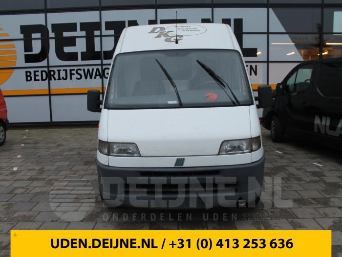 Laaddeur Bus Zijkant - Fiat Ducato