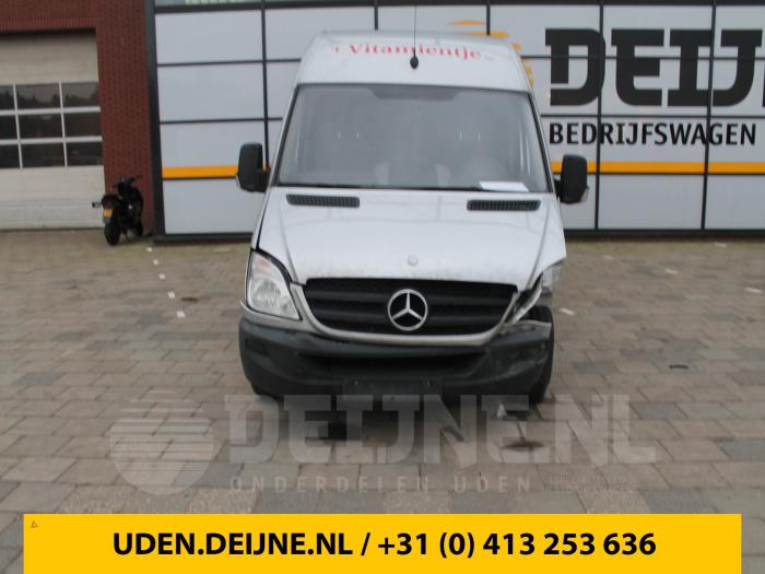 Selectiehendel automaat - Mercedes Sprinter