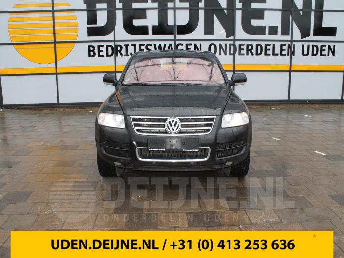 Schuifdak - Volkswagen Touareg