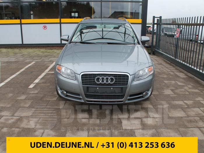 Subwoofer - Audi A4