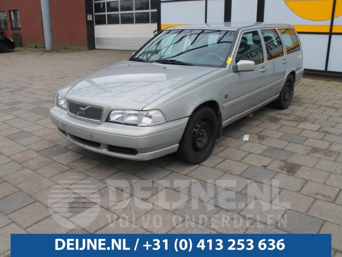 Ruitmechaniek 4Deurs links-achter - Volvo V70/S70