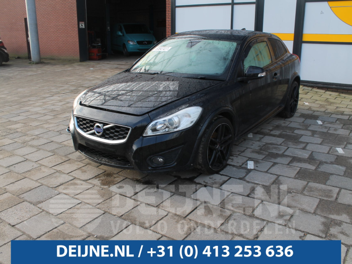 Display Multi Media regelunit - Volvo C30