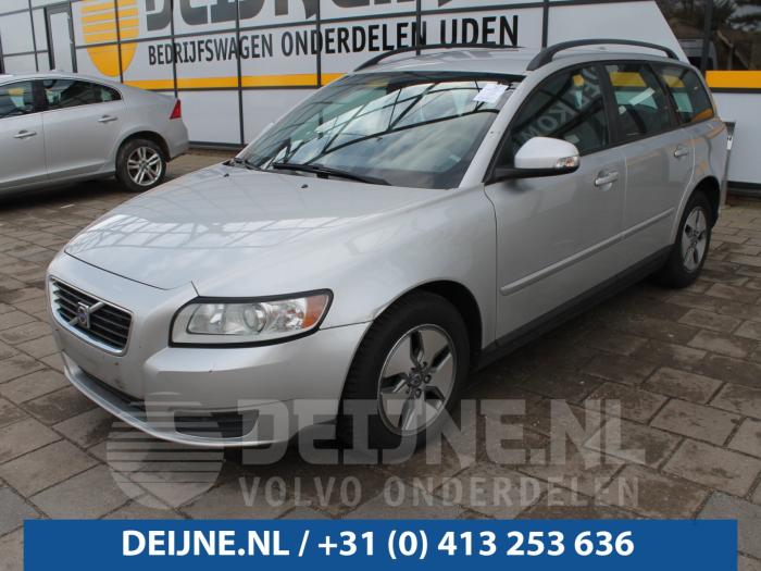 Tankvlotter - Volvo V50
