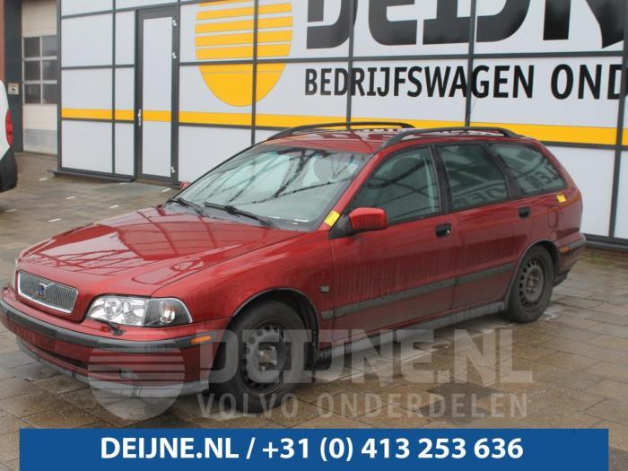 Deurslot Mechaniek 4Deurs rechts-achter - Volvo S40/V40