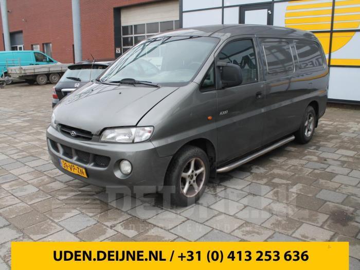 Spiegel Schakelaar - Hyundai H200
