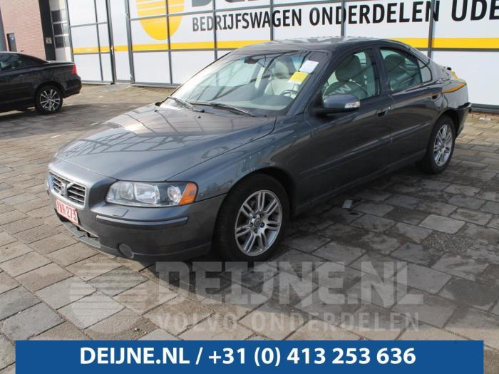 Beschermplaat bodem - Volvo S60