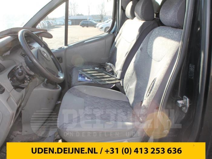 Tankvlotter - Opel Vivaro